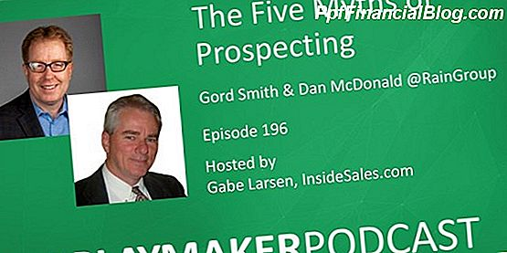 5 Myths of Sales Prospecting