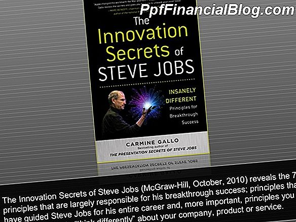 7 Innovation Secrets of Steve Jobs