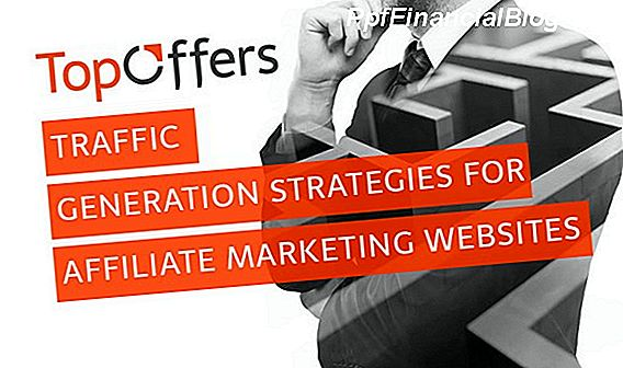 Affiliate Marketing Traffic Generation Strategies