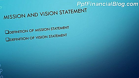 Vision Statement Definition - Vision Statement példák