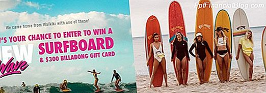 Billabong - Sorteo New Wave Surfboard (Vencido)