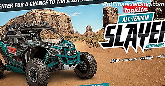 Makita - Lotterie All Terrain Slayer