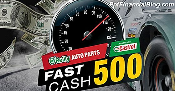 O'Reilly Auto Parts - Fast Cash 500 Sweepstakes (Verlopen)