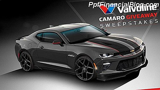 Powernation TV - Valvoline Camaro Giveaway Sweepstakes (Verlopen)