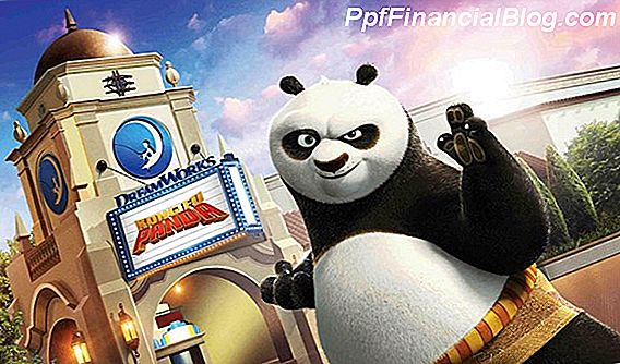 Universal City Studios - DreamWorks Theatre Kung Fu Panda Sweepstakes (Expired)
