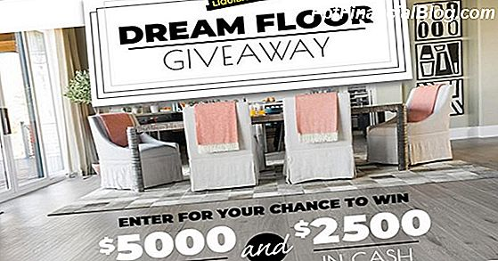 Lumber Liquidators - Dream Floor Giveaway (Verlopen)