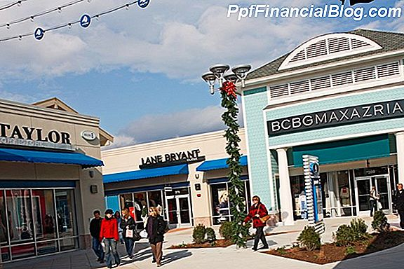 Jersey Shore Premium Outlets i Tinton Falls, New Jersey