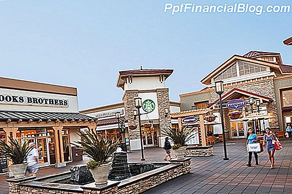 San Francisco Premium Outlets in Livermore