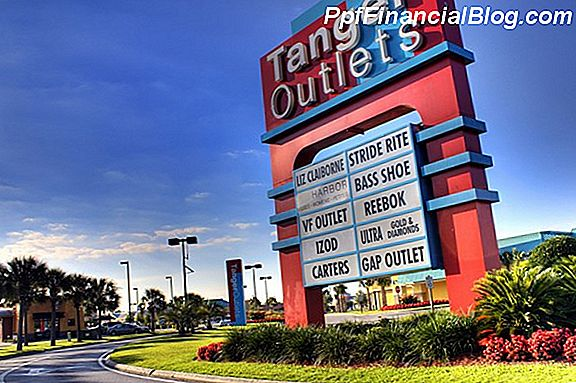 Tanger Outlets, Foley, Alabama