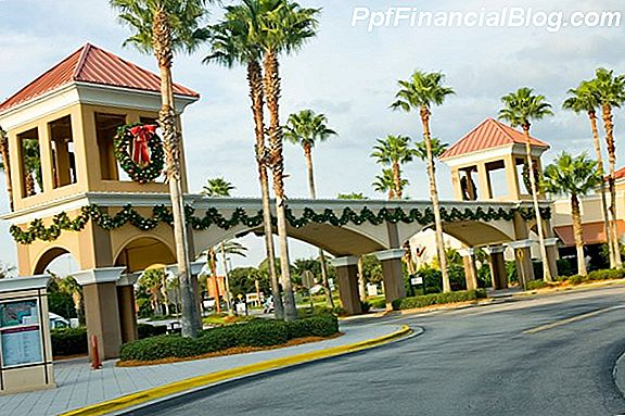 Vero Beach Outlets i Florida