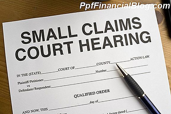 Small Claims Court - Small Claims Process
