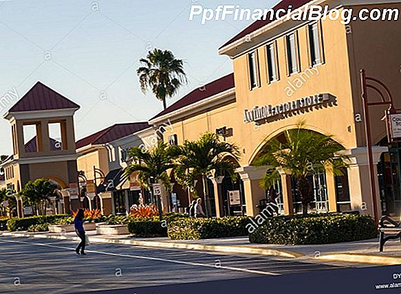 Vero Beach Outlets Floridában