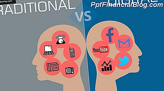 Tradicional versus marketing en internet