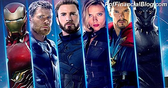 Quicken Loans - Countdown to Infinity War Sweepstakes (Verlopen)