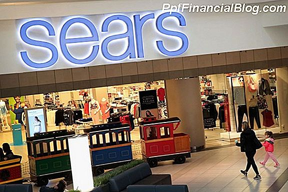 Sears, Walmart, Kmart, JCPenney Out of Business Sales