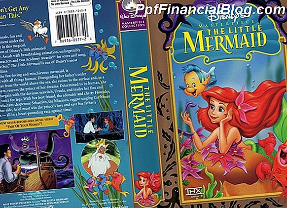 EBay: Waarom Disney Little Mermaid VHS de moeite waard is