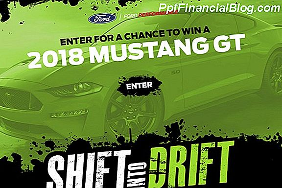 Ford - Shift į Drift Sweepstakes (baigėsi)