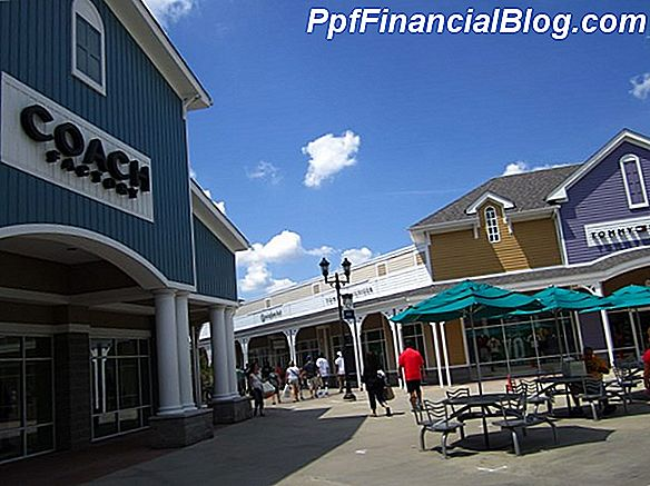 Tanger Outlets, Washington, Pennsylvania