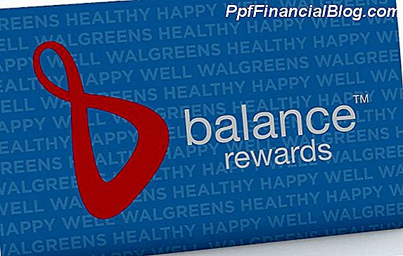 A Walgreens Balance Rewards program
