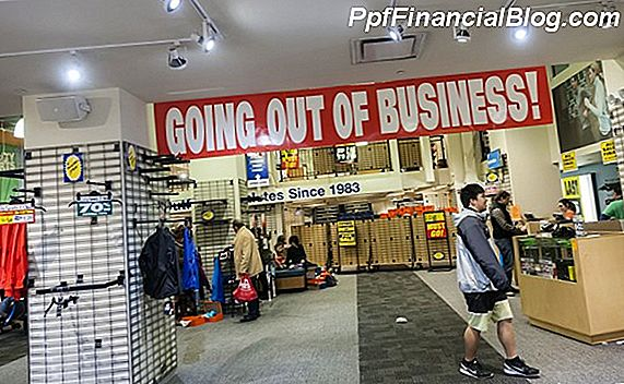 Store Closings by Date e Final Going Out of Business Vendite ultimi giorni