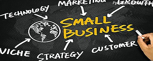 Small Business Marketing vadovas
