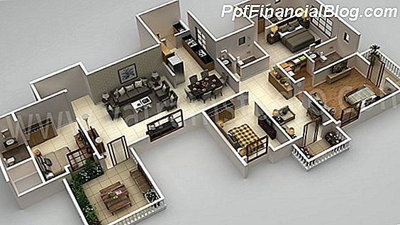 Sukurti 3-D Renderings su Top Home Design programas