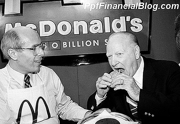 Ray Kroc ir McDonald's fenomenas