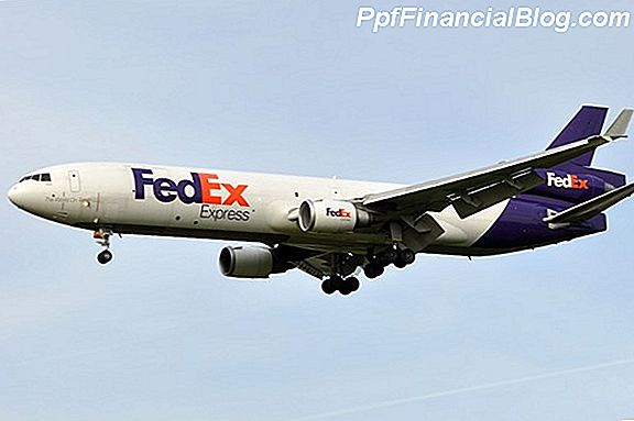 Federal Express (FedEx) vēsture