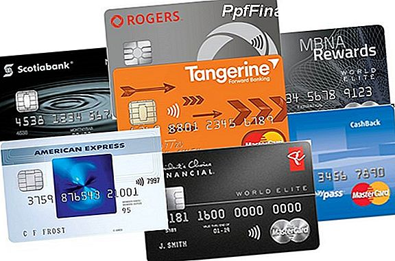 Credit Card-verkoperskosten in Canada