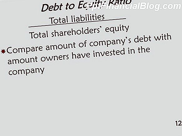 Current Ratio, Debt Ratio, Winstmarge, Debt-to-Equity