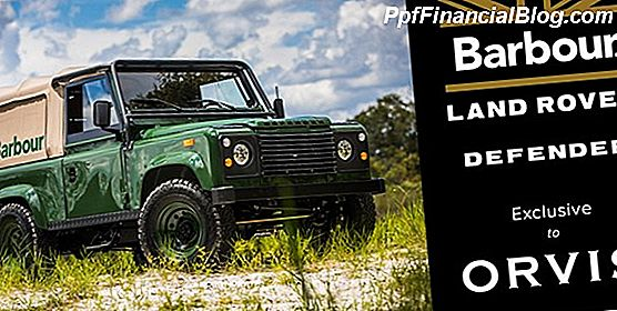 Orvis - Barbour Land Rover Sweepstakes