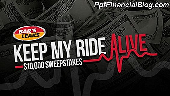 Powernation TV - Bar's Leaks Keep My Ride Alive $ 10.000 Sweepstakes (Verlopen)