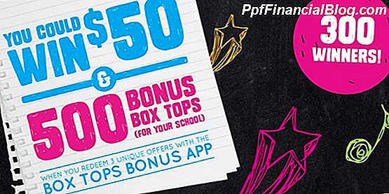 Box Tops 4 Education - Thirst Sweepstakes