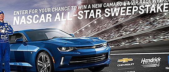 Chevrolet - 2019 Win een Chevy Sweepstakes