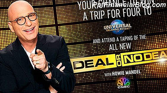 Deal or No Deal - Kijk & Win Sweepstakes