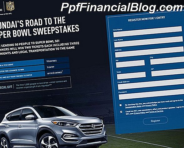 Hyundai - Omdat Football Super Bowl Sweepstakes (Verlopen)