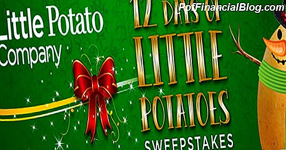 The Little Potato Company - 12 Days of Little Potatoes Giveaway (Verlopen)
