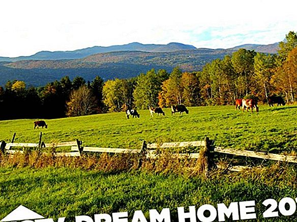 Foto Tour of the 2011 HGTV Dream Home i Stowe, Vermont