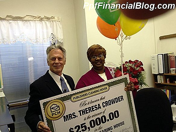 Är Publishers Clearing House Sweepstakes Scams?