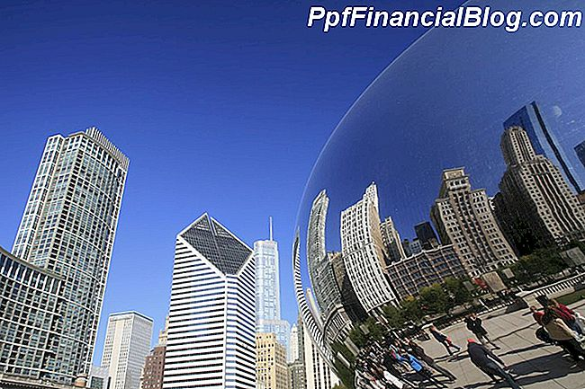 Millennium Park, Michigan Avenue Skyline, Chicago