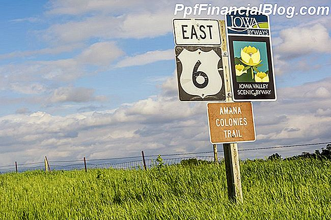 Amana Colonies Trail, Scenic Byway by Iowa Valley