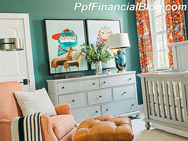 Fotografija vrtca HGTV Smart Home 2016