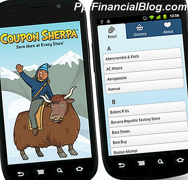 """Couppa Sherpa Mobile"" kuponai ""iPhone"""