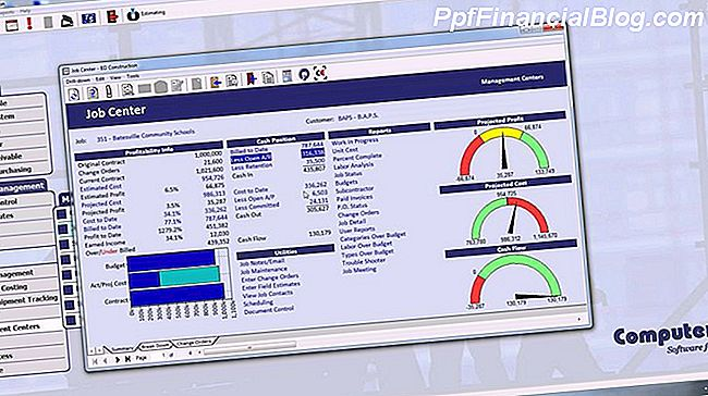 5 Great Construction Accounting / Management Software: management