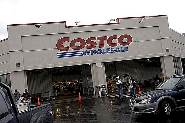 Costco whoeslae üzlet Clarkstonban, Washingtonban, USA-ban