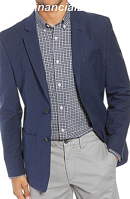 Mosott Stretch Cotton Blazer