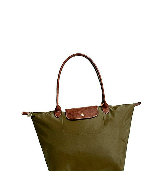 """Longchamp Large Le Pliage Tote"""