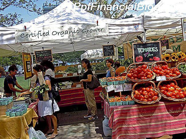 Farmers Market, Boston, Massachusetts